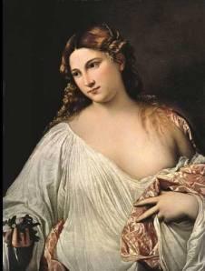 Flora - Tiziano Vecellio1517 ca.